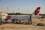 Ridleyさんが、リスボン・ウンベルト・デルガード空港で撮影したTAPポルトガル航空 A319-112の航空フォト(写真)