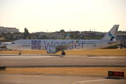 Ridleyさんが、リスボン・ウンベルト・デルガード空港で撮影したアゾレス・エアラインズ A321-253Nの航空フォト(飛行機 写真・画像)