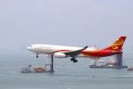 zero1さんが、香港国際空港で撮影した香港航空 A330-243Fの航空フォト(写真)