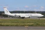 マリオ先輩さんが、横田基地で撮影したアメリカ空軍 E-8C J-Stars (707-300C)の航空フォト(写真)