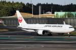 幻想航空 Air Gensouさんが、成田国際空港で撮影した日本航空 767-346/ERの航空フォト(写真)