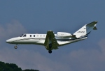 あしゅーさんが、福岡空港で撮影したオートパンサー 525A Citation CJ2の航空フォト(飛行機 写真・画像)