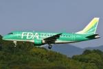 あしゅーさんが、福岡空港で撮影したフジドリームエアラインズ ERJ-170-100 SU (ERJ-170SU)の航空フォト(写真)