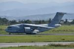 ワイエスさんが、米子空港で撮影した航空自衛隊 C-2の航空フォト(写真)