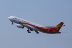 とらとらさんが、成田国際空港で撮影した香港航空 A330-343Xの航空フォト(飛行機 写真・画像)