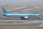 セブンさんが、関西国際空港で撮影した大韓航空 737-9B5の航空フォト(飛行機 写真・画像)