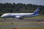 とらとらさんが、成田国際空港で撮影した全日空 787-8 Dreamlinerの航空フォト(写真)