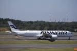 とらとらさんが、成田国際空港で撮影したフィンエアー A350-941XWBの航空フォト(飛行機 写真・画像)