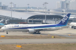 セブンさんが、関西国際空港で撮影した全日空 767-381/ERの航空フォト(写真)