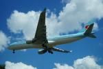 FRTさんが、金海国際空港で撮影した大韓航空 A330-323Xの航空フォト(飛行機 写真・画像)