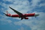 FRTさんが、金海国際空港で撮影したエアアジア・エックス A330-343Xの航空フォト(飛行機 写真・画像)