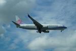FRTさんが、金海国際空港で撮影したチャイナエアライン 737-809の航空フォト(飛行機 写真・画像)