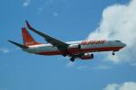 FRTさんが、金海国際空港で撮影したチェジュ航空 737-8ASの航空フォト(飛行機 写真・画像)