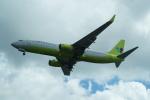 FRTさんが、金海国際空港で撮影したジンエアー 737-8B5の航空フォト(飛行機 写真・画像)