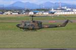 キイロイトリさんが、札幌飛行場で撮影した陸上自衛隊 UH-1Jの航空フォト(写真)