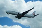 FRTさんが、金海国際空港で撮影した日本航空 737-846の航空フォト(飛行機 写真・画像)