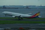 FRTさんが、羽田空港で撮影したアシアナ航空 A330-323Xの航空フォト(飛行機 写真・画像)