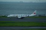FRTさんが、羽田空港で撮影したジェイエア ERJ-190-100(ERJ-190STD)の航空フォト(飛行機 写真・画像)