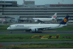 FRTさんが、羽田空港で撮影したルフトハンザドイツ航空 A350-941の航空フォト(飛行機 写真・画像)