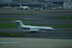 FRTさんが、羽田空港で撮影した海上保安庁 G-V Gulfstream Vの航空フォト(飛行機 写真・画像)