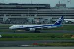 FRTさんが、羽田空港で撮影した全日空 777-281/ERの航空フォト(飛行機 写真・画像)