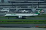 FRTさんが、羽田空港で撮影したエバー航空 A330-302の航空フォト(飛行機 写真・画像)