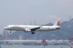 zero1さんが、香港国際空港で撮影したキャセイドラゴン A321-231の航空フォト(写真)