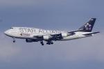 Somaさんが、成田国際空港で撮影したタイ国際航空 747-4D7の航空フォト(写真)