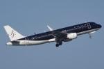 Somaさんが、羽田空港で撮影したスターフライヤー A320-214の航空フォト(写真)