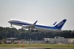 ケツメイシ宮崎~KMIさんが、成田国際空港で撮影したエアージャパン 767-381/ERの航空フォト(写真)