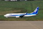 ドリさんが、福島空港で撮影した全日空 737-881の航空フォト(写真)