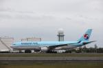 ATOMさんが、新千歳空港で撮影した大韓航空 A330-223の航空フォト(写真)