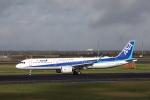 ATOMさんが、新千歳空港で撮影した全日空 A321-272Nの航空フォト(写真)