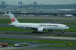 FRTさんが、羽田空港で撮影した日本航空 777-246/ERの航空フォト(飛行機 写真・画像)
