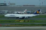 FRTさんが、羽田空港で撮影したルフトハンザドイツ航空 747-830の航空フォト(飛行機 写真・画像)