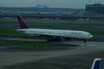 FRTさんが、羽田空港で撮影したデルタ航空 777-232/LRの航空フォト(飛行機 写真・画像)