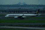 FRTさんが、羽田空港で撮影したシンガポール航空 A350-941XWBの航空フォト(飛行機 写真・画像)