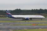 シュウさんが、成田国際空港で撮影したアエロフロート・ロシア航空 777-3M0/ERの航空フォト(写真)