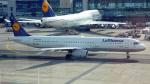 ちゃぽんさんが、ミュンヘン・フランツヨーゼフシュトラウス空港で撮影したルフトハンザドイツ航空 A321-131の航空フォト(飛行機 写真・画像)