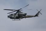 OMAさんが、岩国空港で撮影したアメリカ海兵隊 AH-1 SeaCobra/SuperCobraの航空フォト(飛行機 写真・画像)