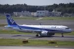 とらとらさんが、成田国際空港で撮影した全日空 A320-271Nの航空フォト(写真)