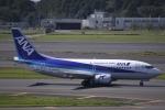 とらとらさんが、成田国際空港で撮影したANAウイングス 737-54Kの航空フォト(飛行機 写真・画像)