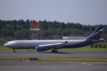 とらとらさんが、成田国際空港で撮影したアエロフロート・ロシア航空 A330-343Xの航空フォト(飛行機 写真・画像)