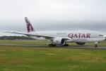 shimashimaさんが、成田国際空港で撮影したカタール航空カーゴ 777-FDZの航空フォト(写真)