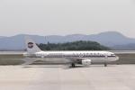 LEVEL789さんが、広島空港で撮影した中国西北航空 A320-214の航空フォト(写真)