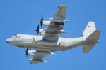 ちゃぽんさんが、岩国空港で撮影したアメリカ海兵隊 KC-130J Herculesの航空フォト(飛行機 写真・画像)