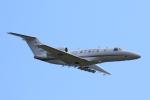 syo12さんが、函館空港で撮影した国土交通省 航空局 525C Citation CJ4の航空フォト(写真)