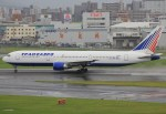 キイロイトリさんが、福岡空港で撮影したトランスアエロ航空 767-3Q8/ERの航空フォト(写真)