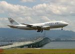 Crosswindさんが、関西国際空港で撮影したプーケット航空 747-206BM(SUD)の航空フォト(写真)
