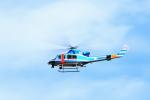 bakさんが、岐阜基地で撮影した奈良県警察 A109E Powerの航空フォト(写真)